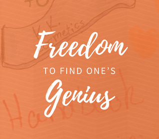 The Freedom to Find One's Genius