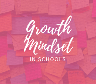 Growth Mindset: Not Just for the Classroom